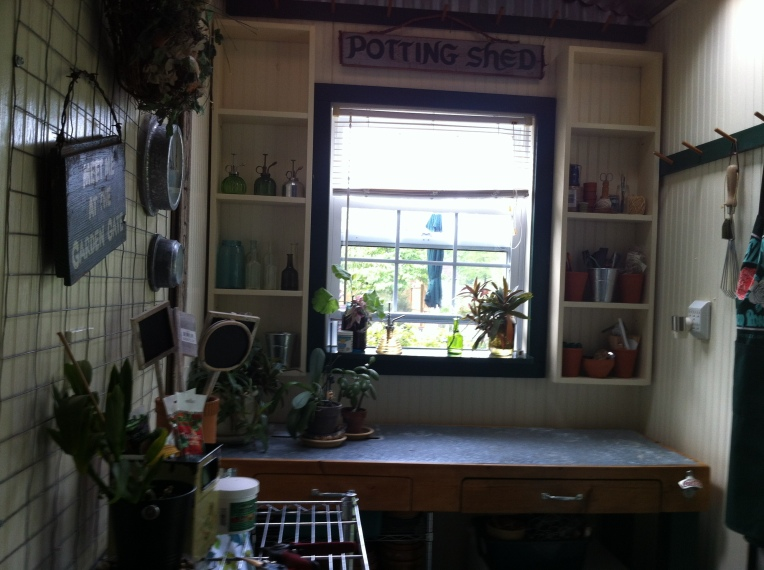 The Potting Bench...
