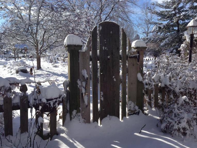 Gate # 1...