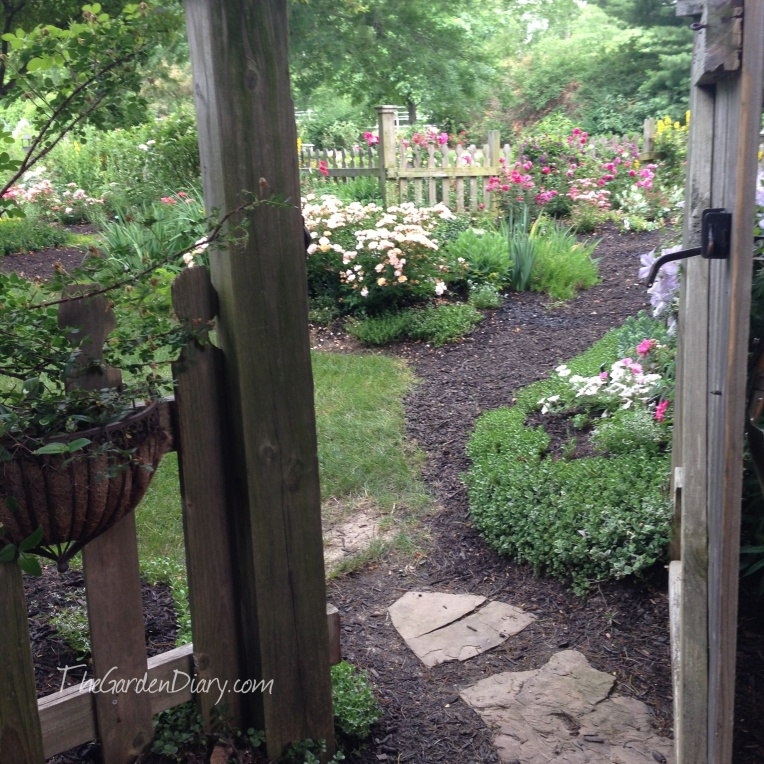 Welcome ... The Garden is Open