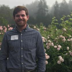 Jon Parker, Biltmore Rosarian